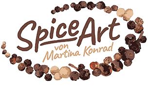 Martina Konrad Spice Art Logo