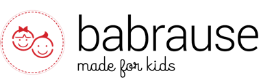 babrause made for kids Logo